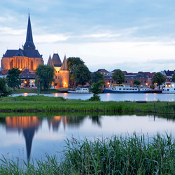 Grote kerk in Kampen