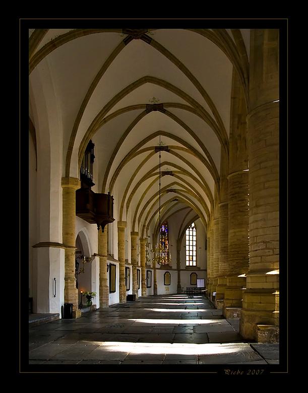 St Bavo Haarlem - Bedankt voor jullie fijne reacties om mijn foto &quot;without words&quot;. Ik ben er zelf nog sprakeloos van...<br /> <br /> Deze