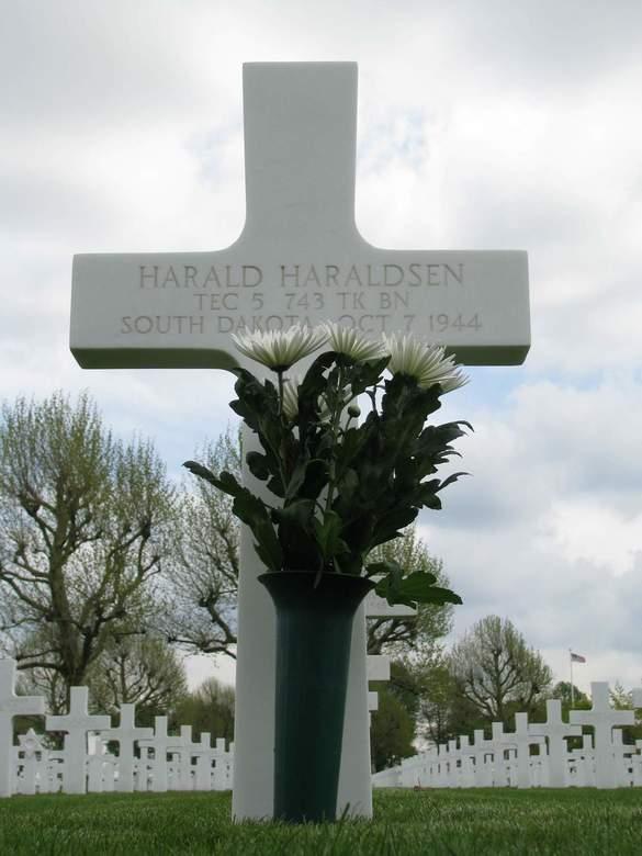 Opdat wij nooit vergeten... - Bevrijdingsdag op het Amerikaanse kerkhof te Margraten