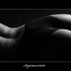 Body-art wetshoot