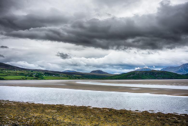 Schotland 16 - Elk moment ander weer in Schotland