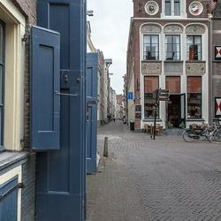 Straatje in Deventer