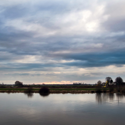 Rust langs de IJssel bij Deventer (1 van 1)