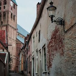 De oude straatjes van Deventer