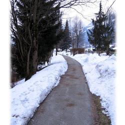 'n winters straatje