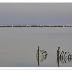 Waddenzee bij Wierum - long-exposure (Serie 3-2)