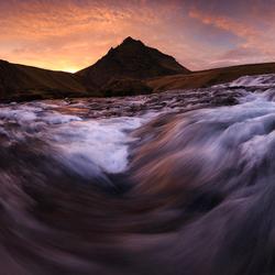 De Skogarivier, IJsland