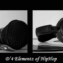 D' 4 elementz of HIpHop
