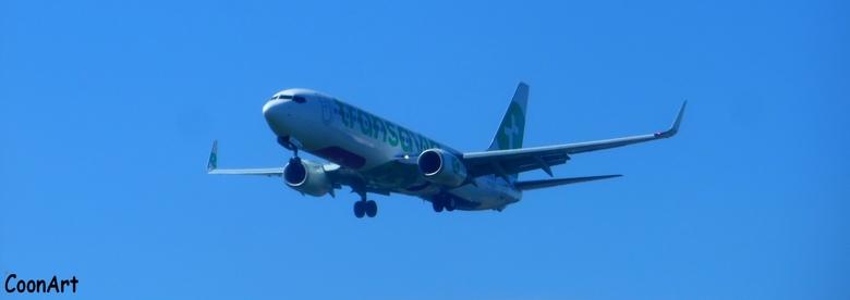 Approaching Flight!