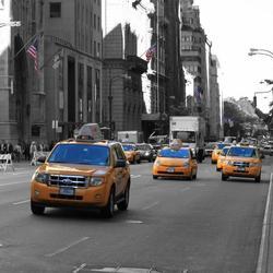 NY straat beeld