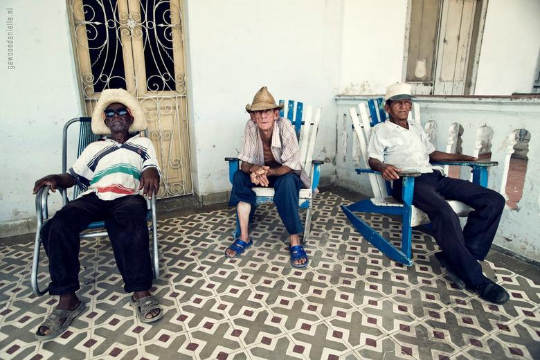 Rendez-vous - Van de winterse impressies naar een heel ander soort foto.... Ik had ineens zin om nog eens door m'n Cuba map van afgelopen zomer t