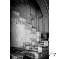 Trappen in de Hermitage