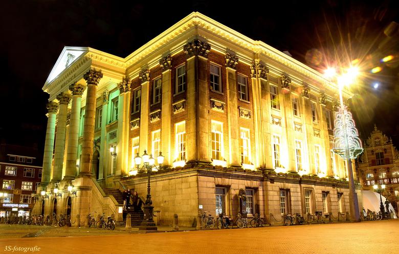 Stadhuis Groningen.