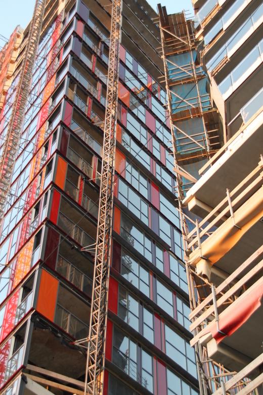 Nieuwbouw - Prachtig kantoorgebouw in aanbouw in hartje Rotterdam