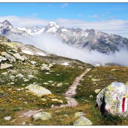 Alpenwandeling