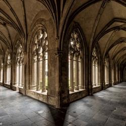 kruisgang domtuin Utrecht