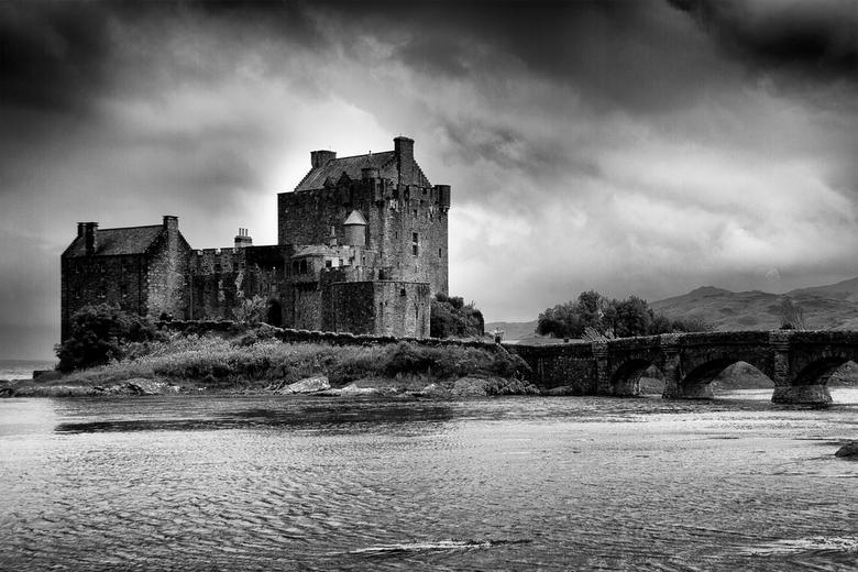 Einan Donan Castle -