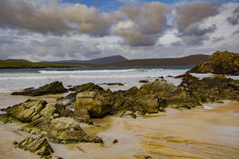 Balnakeil Beach - een moment langs het strand bij Balnakeil Beach Schotland!<br /> <br /> mvg Koos<br /> <br /> dank voor de fijne reacties op mij