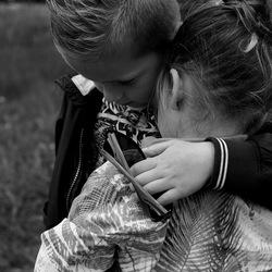 Broer/zus liefde