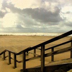 Het strand op 2