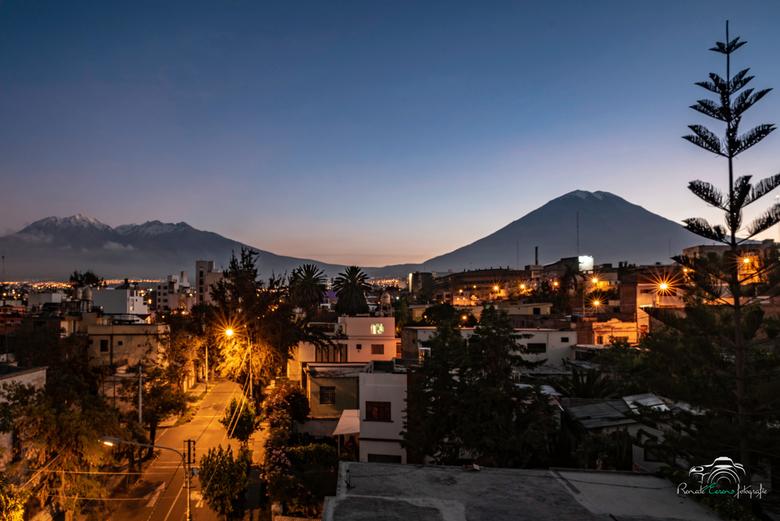 Arequipa Peru -