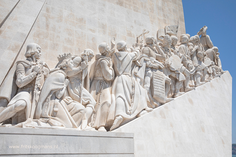 Standbeeld Padrão dos Descobrimentos langs de oever van de Taag - 0180619 1093 Standbeeld Padrão dos Descobrimentos langs de oever van de Taag