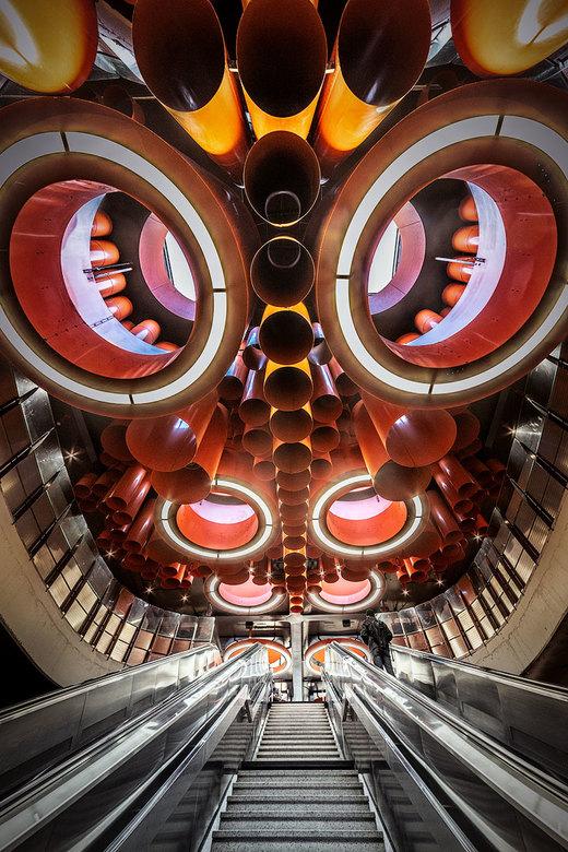 Welcome to machine -