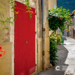 Zwervend door een Frans dorpje