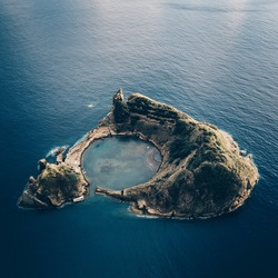 Islet of Vila Franca do Campo