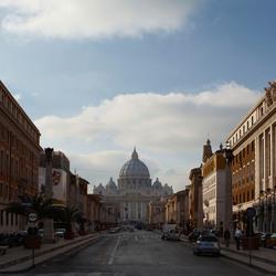 St pieter in rome