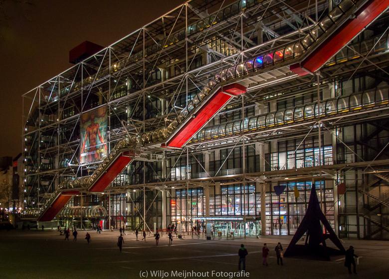 Centre Pompidou Parijs - Centre Pompidou Parijs