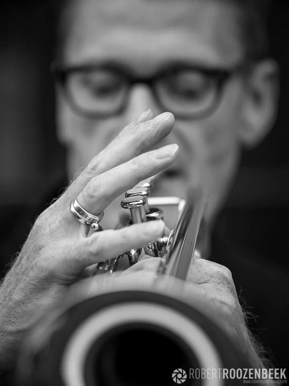 Jazzy trompet - Jazz kasteel Woerden