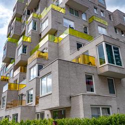 Zuidas Amsterdam - 2 (yellow)