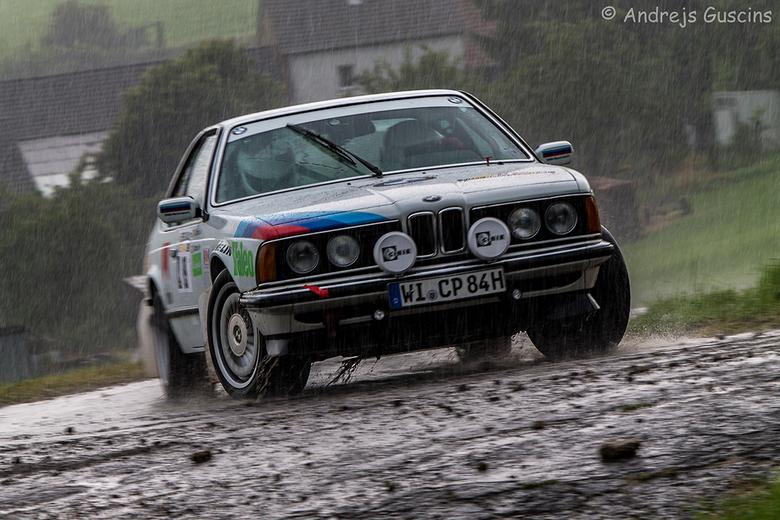 BMW - BMW 635 CSi - 1985 - Group A<br /> <br /> Claus Peter Wehner (D)<br /> Jens Kramer (D)<br /> <br /> Eifel Rallye Festival 2016
