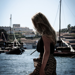 Lady In The Harbor