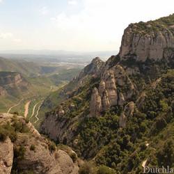 Uitzicht Montserrat