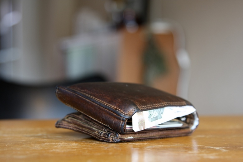 The wallet -