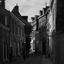 rustige straat