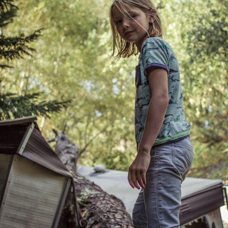 Camping_carnac_avontuur op de camping - Verlaten camping plaats in de buurt van Carnac, Bretagne - het begint avontuurlijk te worden.