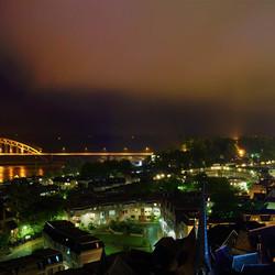 Midzomer nacht in Nijmegen