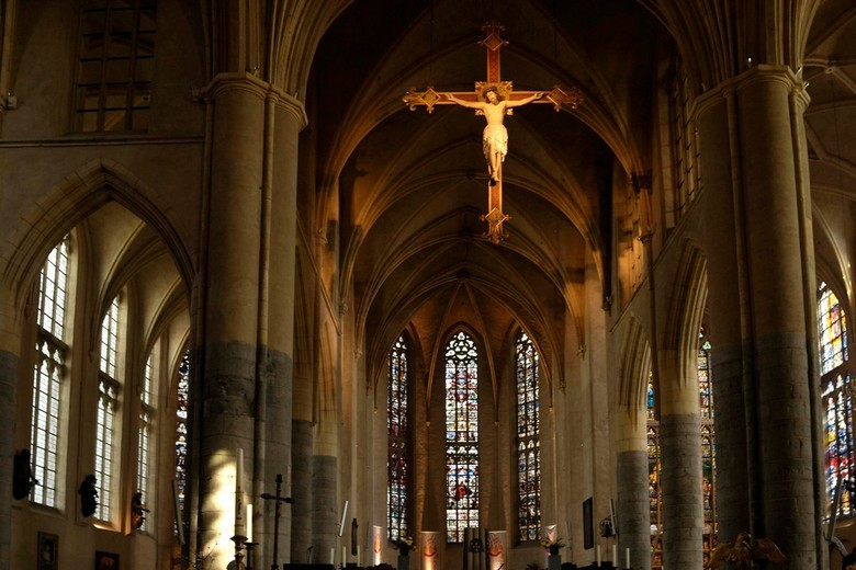 devotie - kathedraal in Roermond