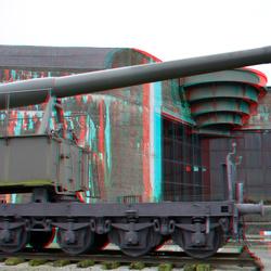 Musee Batterie Todt Audinghen 3D
