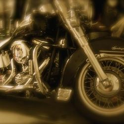 Harley in sfeer