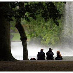 De fontein.......