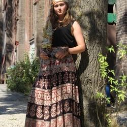 hippy meisje