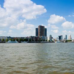Panorama, Skyline Rotterdam