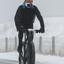 De doorgewinterde fietser