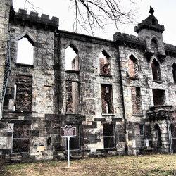 Hospital ruïne
