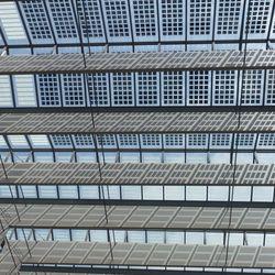 Dak van het CS in Rotterdam