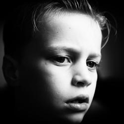 A boy's portrait